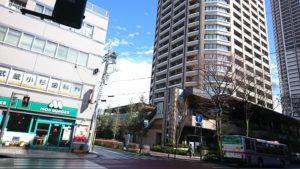 お隣のパークシティ武蔵小杉ザガーデンが完成しました