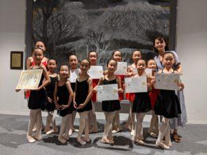 日本国際バレエフェスティバル結果